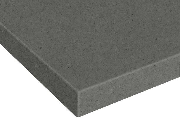 Polished Concrete 1500 Quartz Stone Benchtop (Gloss) - 12918