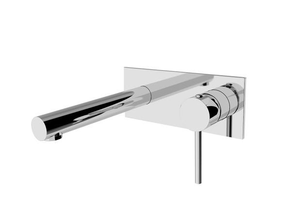 Dolce  Wall Mixer & Spout Tap (Chrome) - 13568