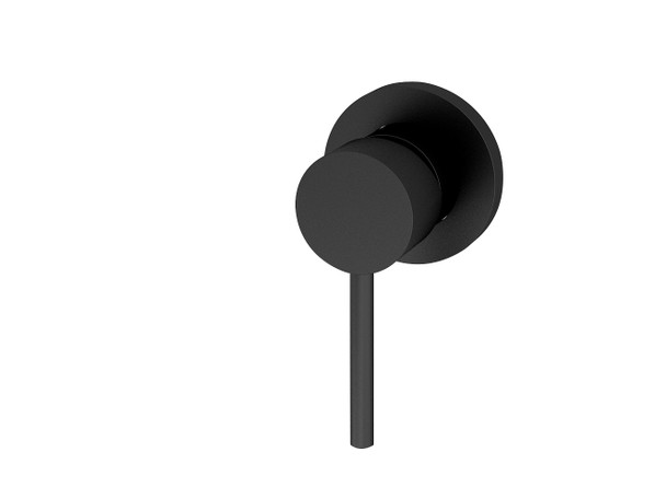 Dolce  Wall Mixer Tap (Black) - 13570