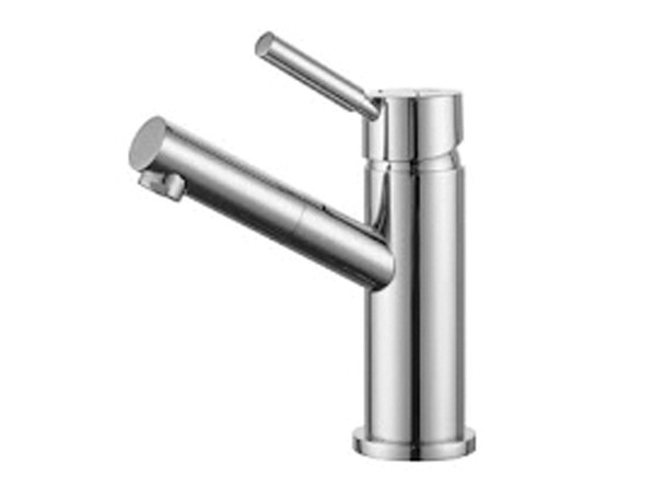 Dolce Angle Spout Basin Mixer Tap (Chrome) - 13224