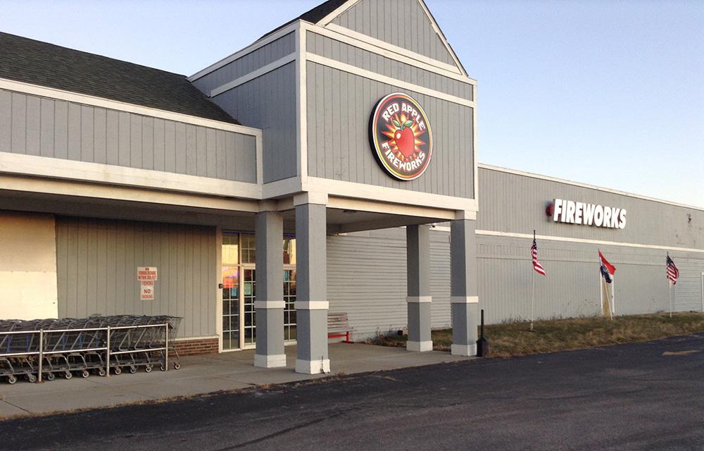 Red Apple Monroe Michgian Store Image 1