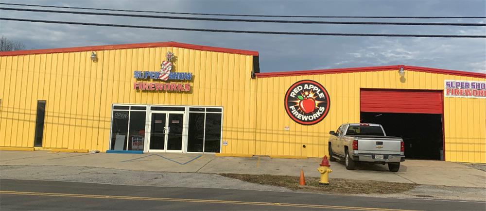 Red Apple Birmingham Alabama Warehouse Image 1