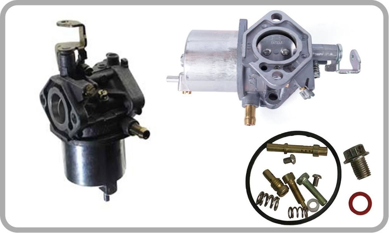 carburetors & replacement parts