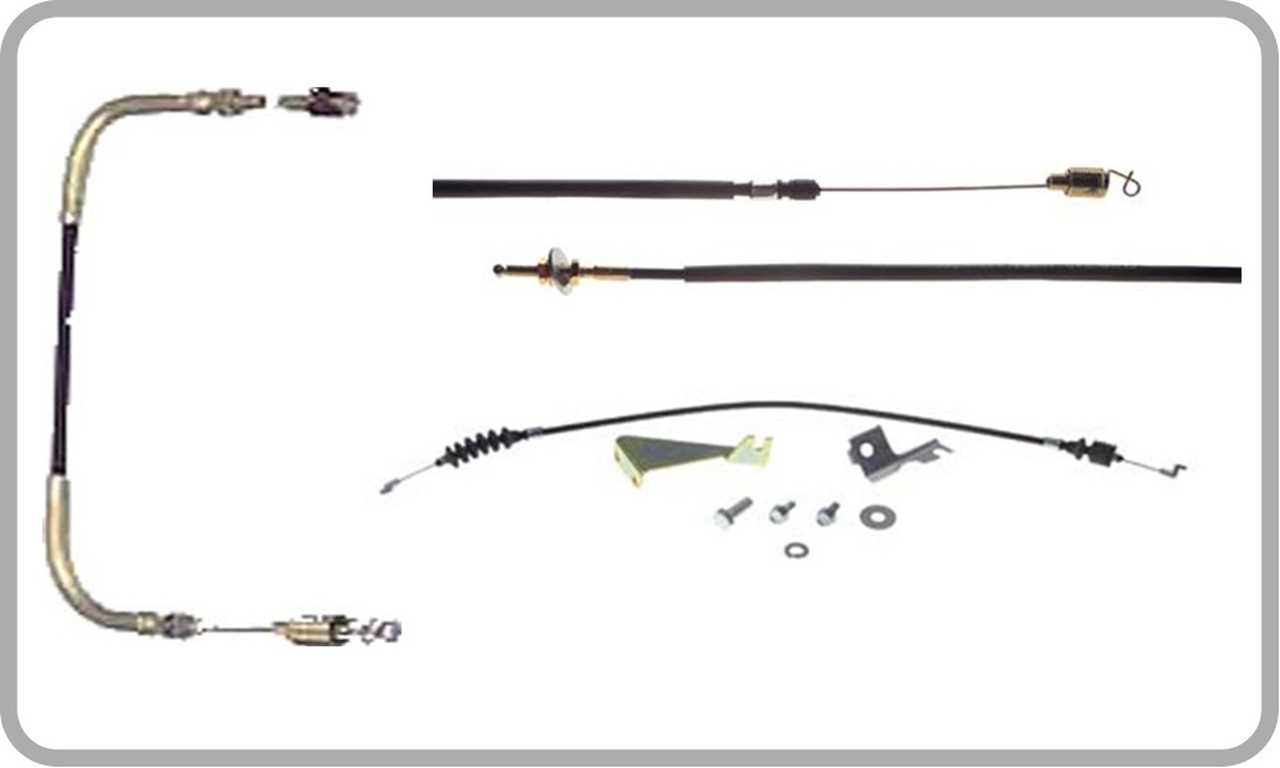 accelerator cable replacement parts