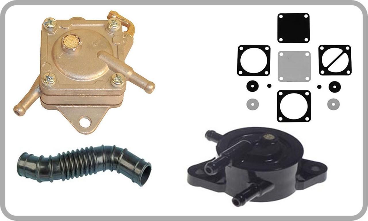 fuel pump & intake parts