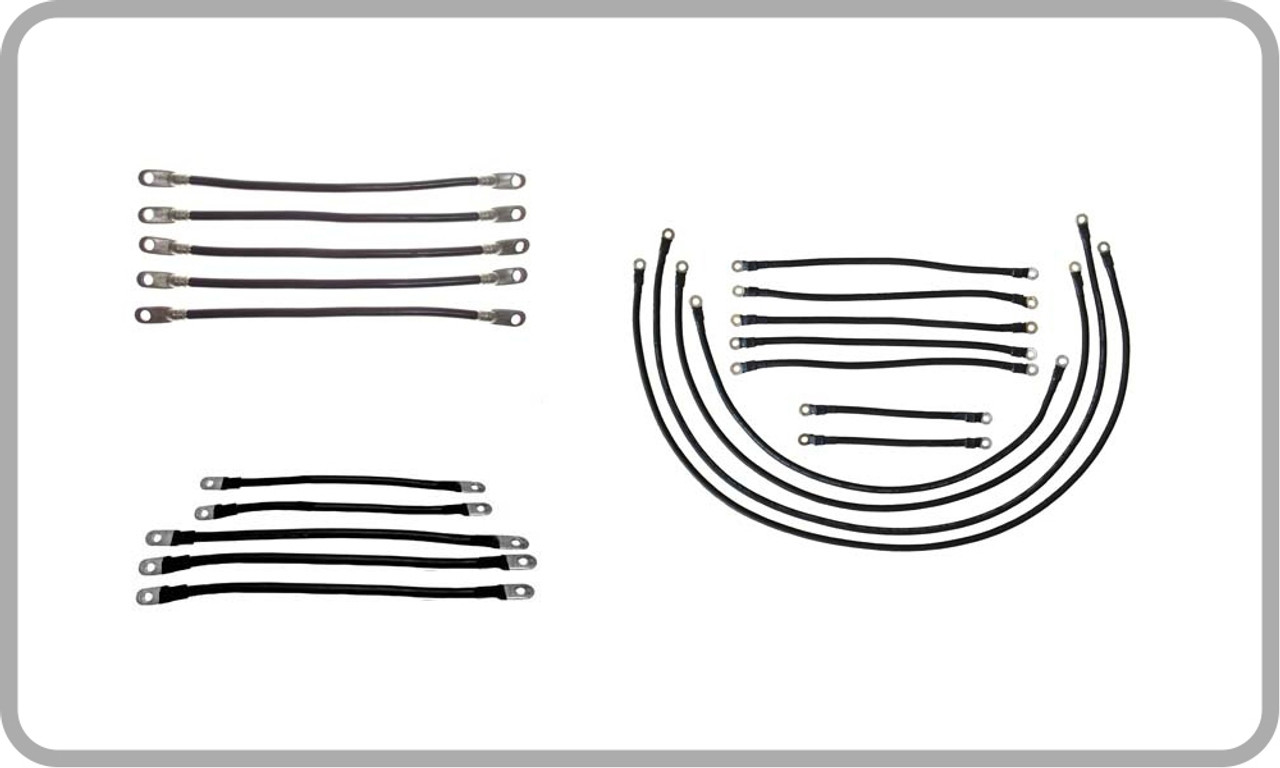 accelerator & brake parts  battery cables