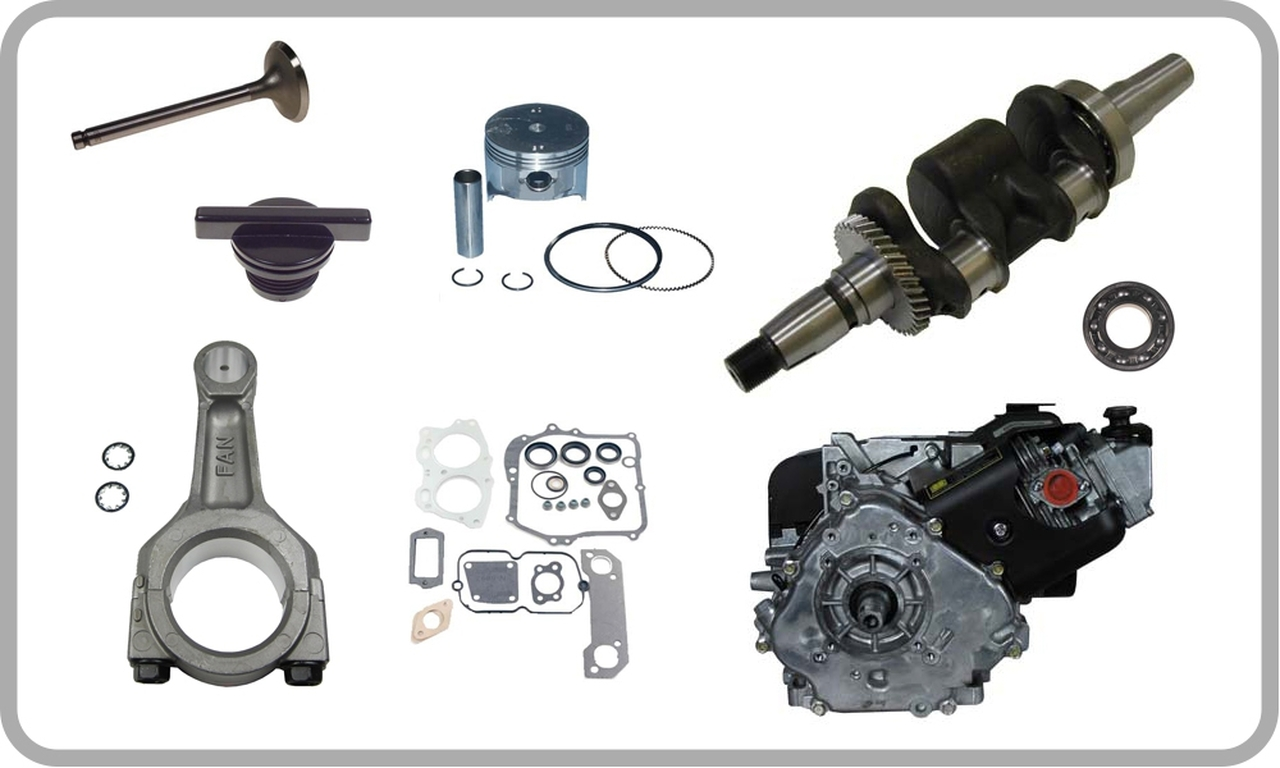 engines & upgrade parts