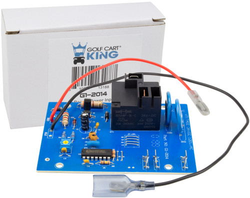Battery Charger Replacement Parts - Powerwise EZGO Golf Cart
