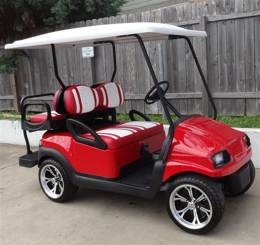 Club Car DS