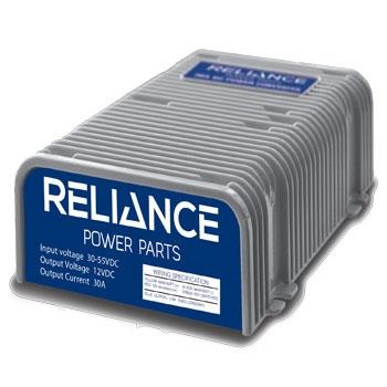 36 or 48 Volt to 12 Volt DC Power Converter (30 Amp) Mad Jax Wiring Diagram on