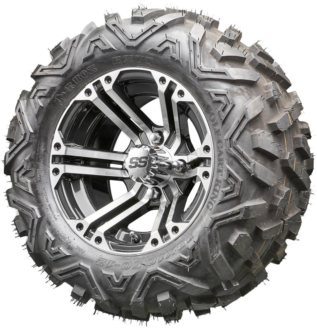 80f968fbd72 Golf Cart Wheels and Tires