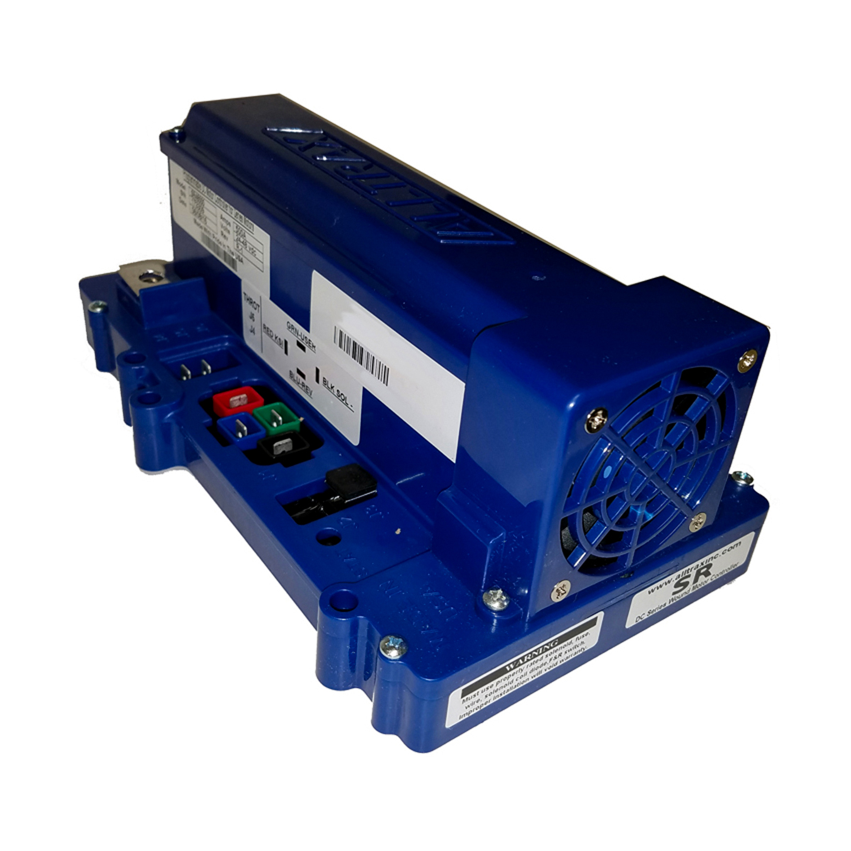 Alltrax 500 Amp Series Speed Controller for Club Car, EZGO & Yamaha