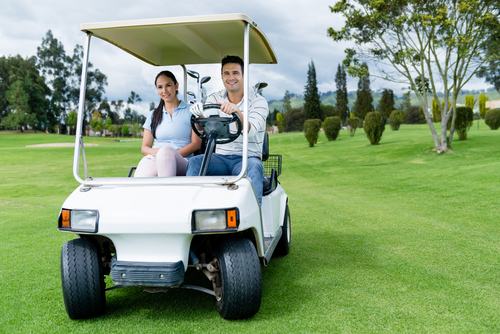 American Made The Quality Of American Golf Carts Diygolfcart Com