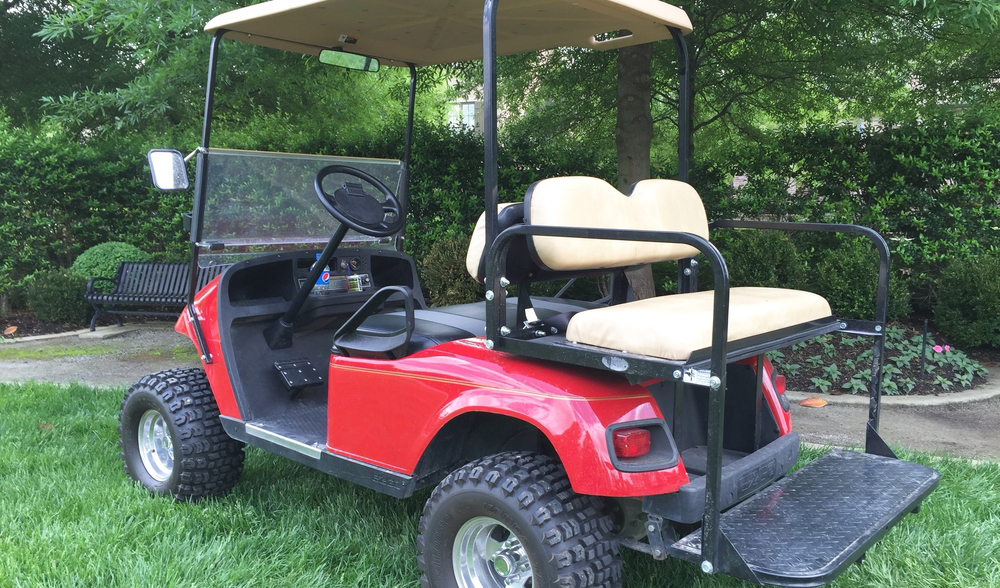 diy hacks to improve golf cart performance for the spring - diygolfcart com