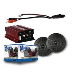 Madjax Millenia 100W Mini Amp Kit Bluetooth with 6 5