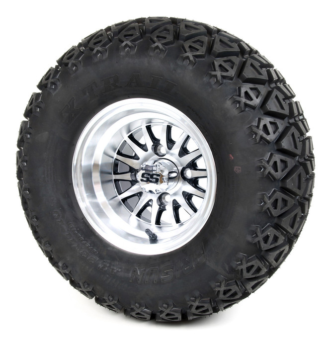 10 Medusa Lifted Tire And Wheel Combo Jake S 6 Quot Lift