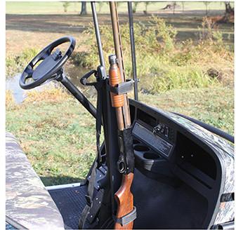 RHOX Stand Up Gun Rack on utv gun racks, ezgo kawasaki engine parts, golf cart storage racks, ezgo roof dimensions, ezgo racks gun diy, ezgo st 480 workhorse, golf cart front racks, atv gun racks,