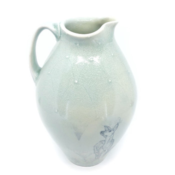 Katriona Drijber - China Painted Pitcher 2