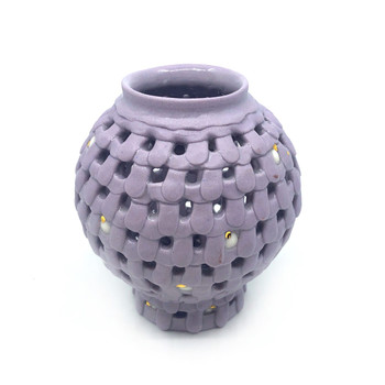 Yoonjee Kwak - Pocket Moonjar - Purple 2