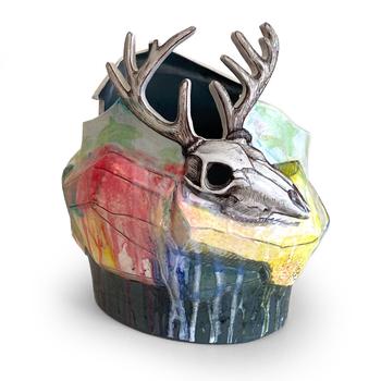 Jessica Brandl - Home Deer Vessel