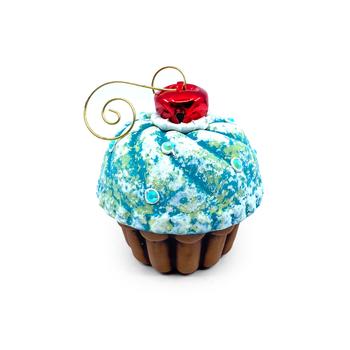 Jason Bige Burnett - Cupcake Ornament 15