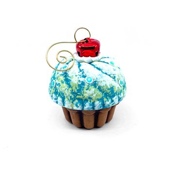 Jason Bige Burnett - Cupcake Ornament 17