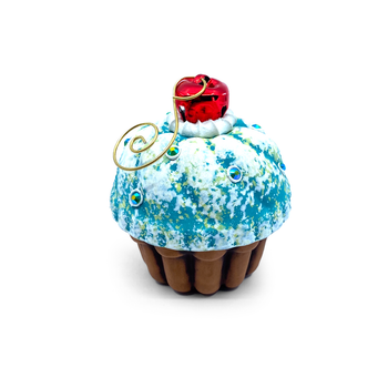 Jason Bige Burnett - Cupcake Ornament 18