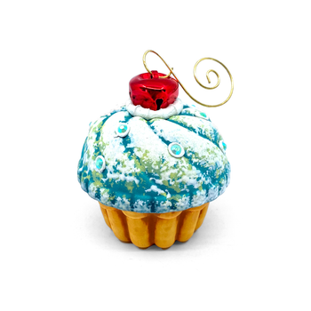 Jason Bige Burnett - Cupcake Ornament 20