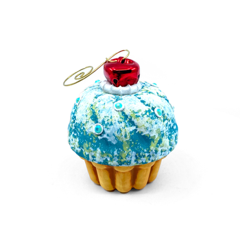 Jason Bige Burnett - Cupcake Ornament 21