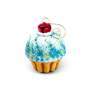 Jason Bige Burnett - Cupcake Ornament 22