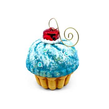 Jason Bige Burnett - Cupcake Ornament 23