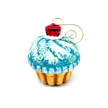 Jason Bige Burnett - Cupcake Ornament 24