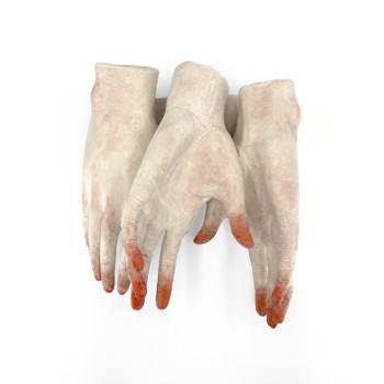 Kelly McLaughlin - 3 Hands White