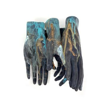 Kelly McLaughlin - 3 Hands Black