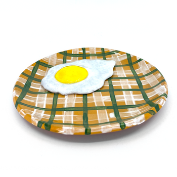 Christina Erives - Egg Plate 5