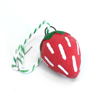 Christina Erives - Strawberry Ornament 1