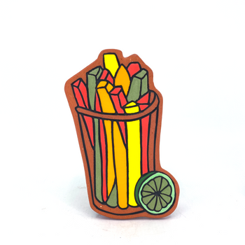 Christina Erives - Fruit Cup Tile