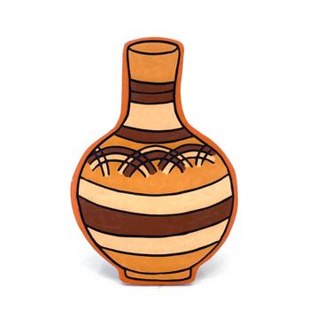 Christina Erives - Earthenware Vase