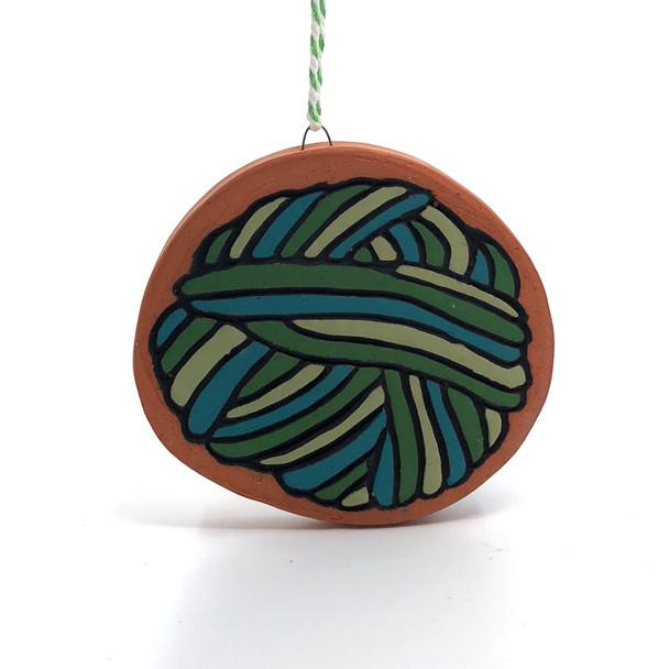 Christina Erives - Yarn Ornament 1