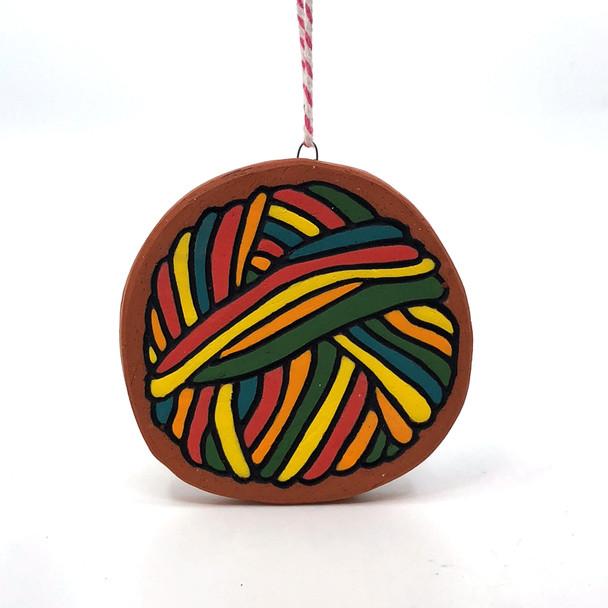 Christina Erives - Yarn Ornament 2