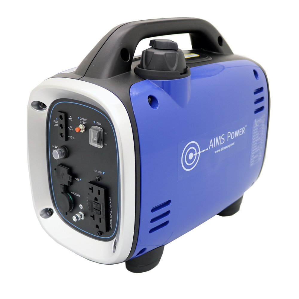 800 Watt Portable Inverter Generator CARB/EPA Compliant