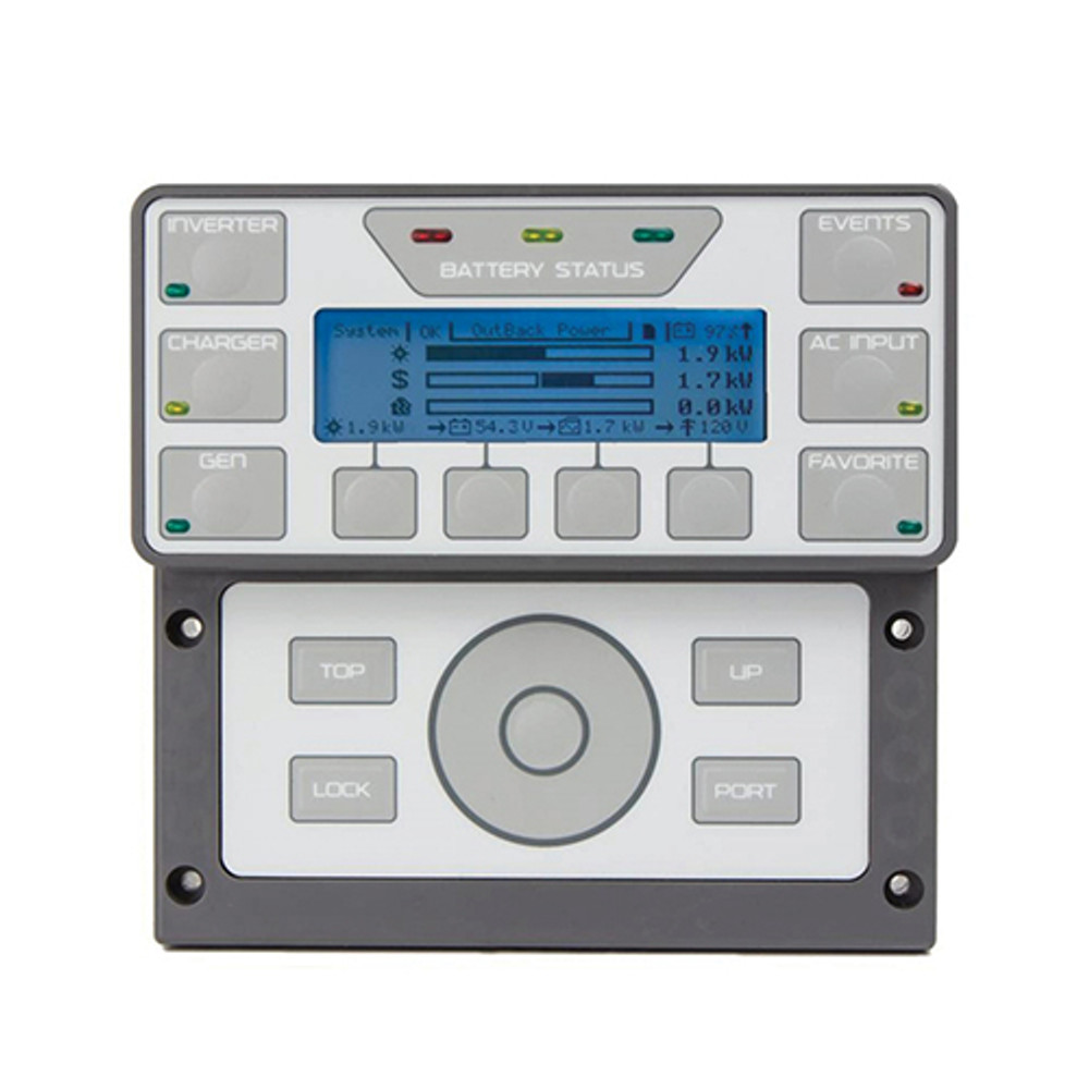 Outback Mate3s Advanced Remote Monitor and Control