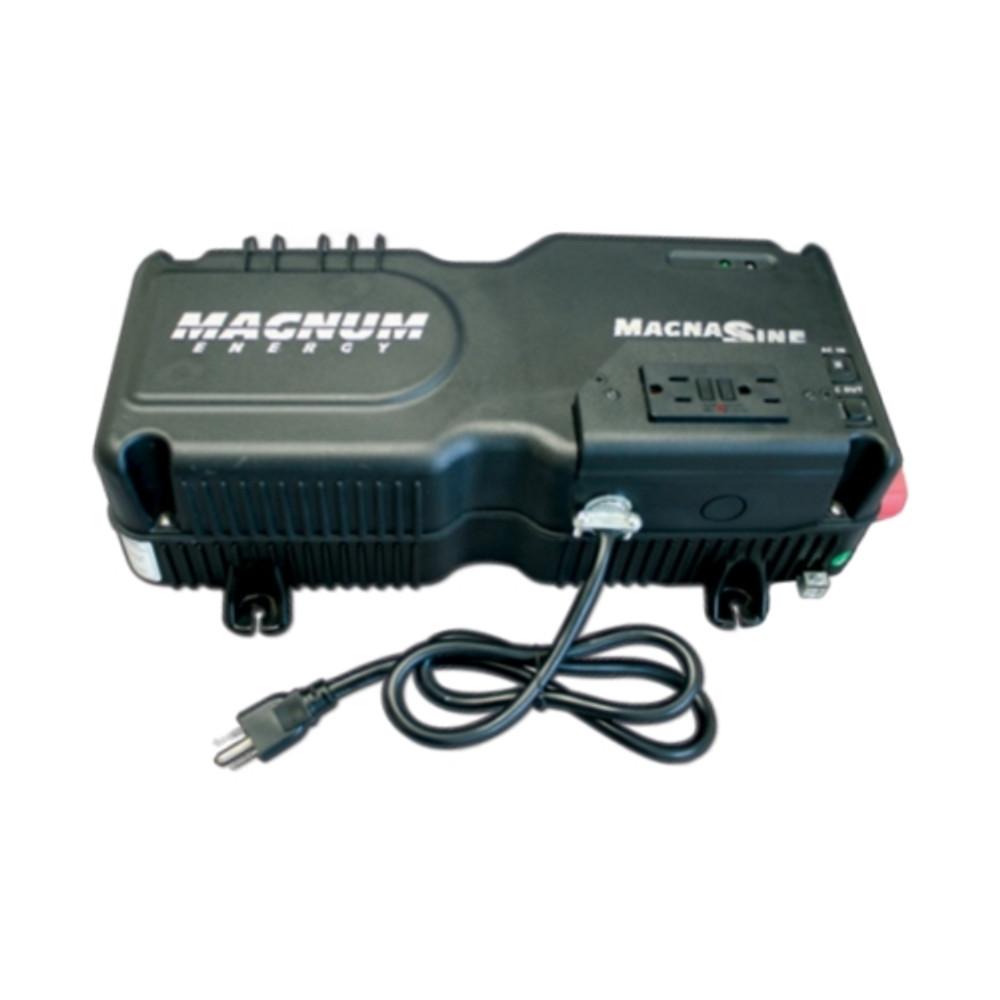 Magnum Energy MMS1012G 1000 Watt 12 Volt Inverter/Charger with GFCI