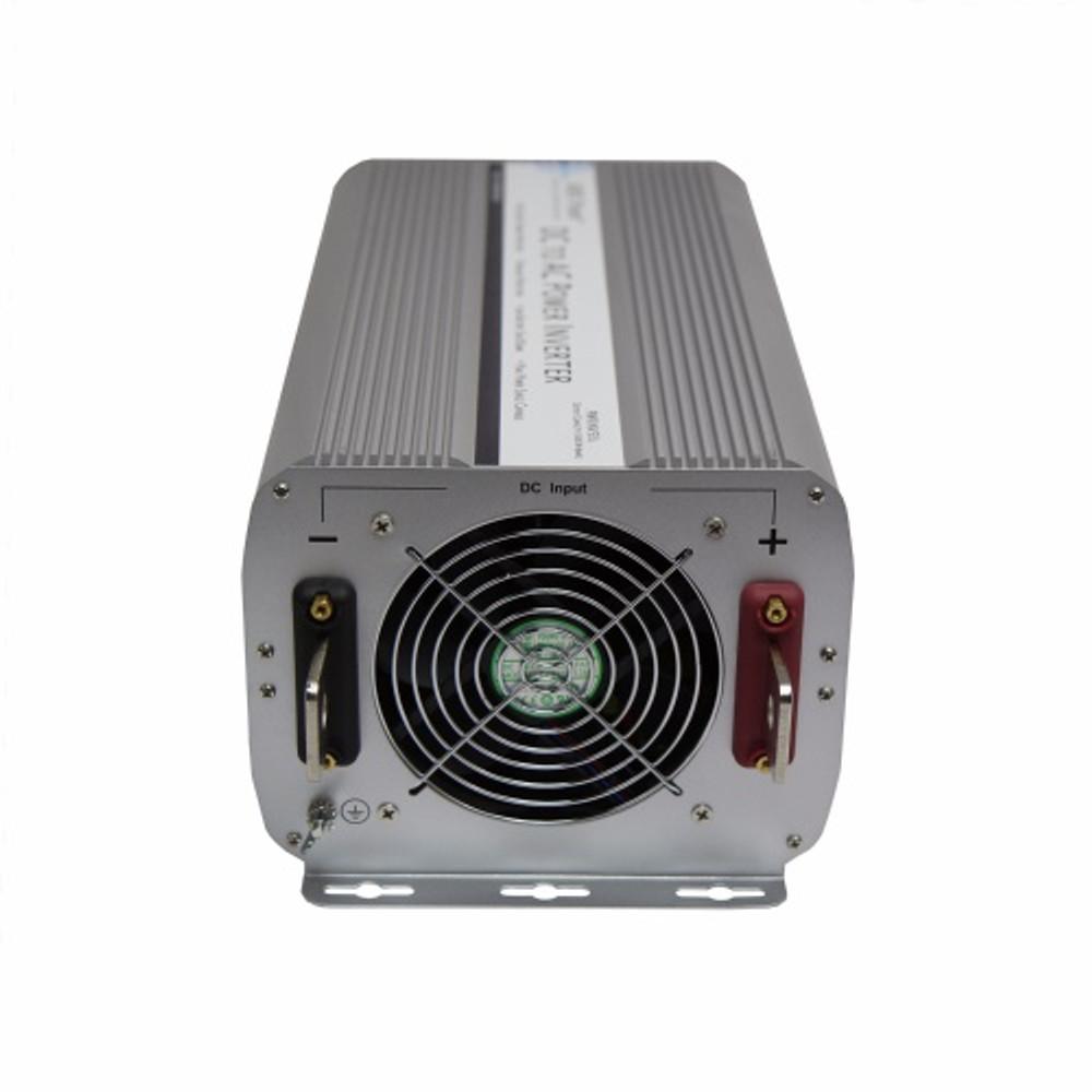 8000 Watt 12VDC to 220/240VAC 50Hz Power Inverter DC Side