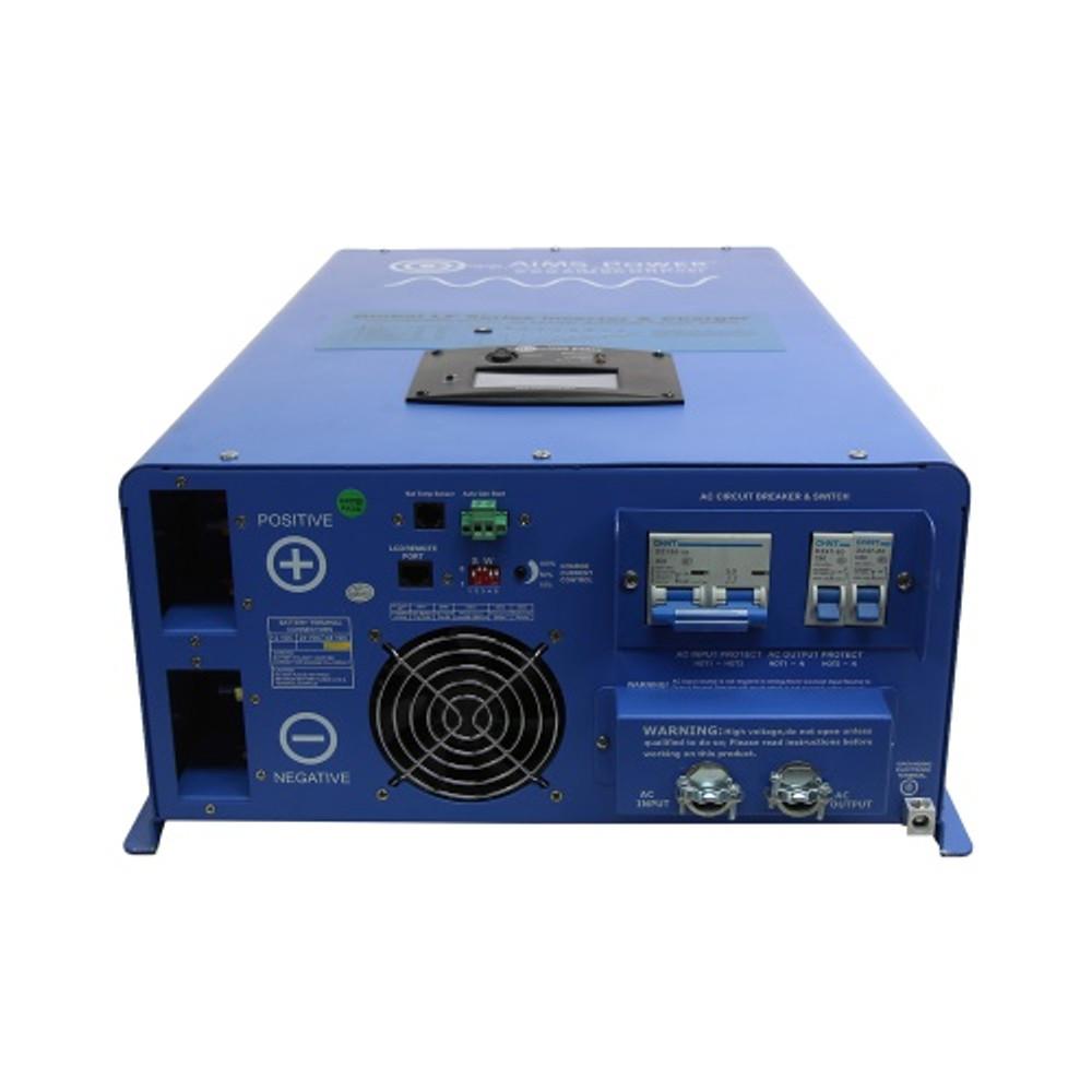 PICOGLF120W48V240VS 12000 Watt 48 Volt Inverter Charger DC Input