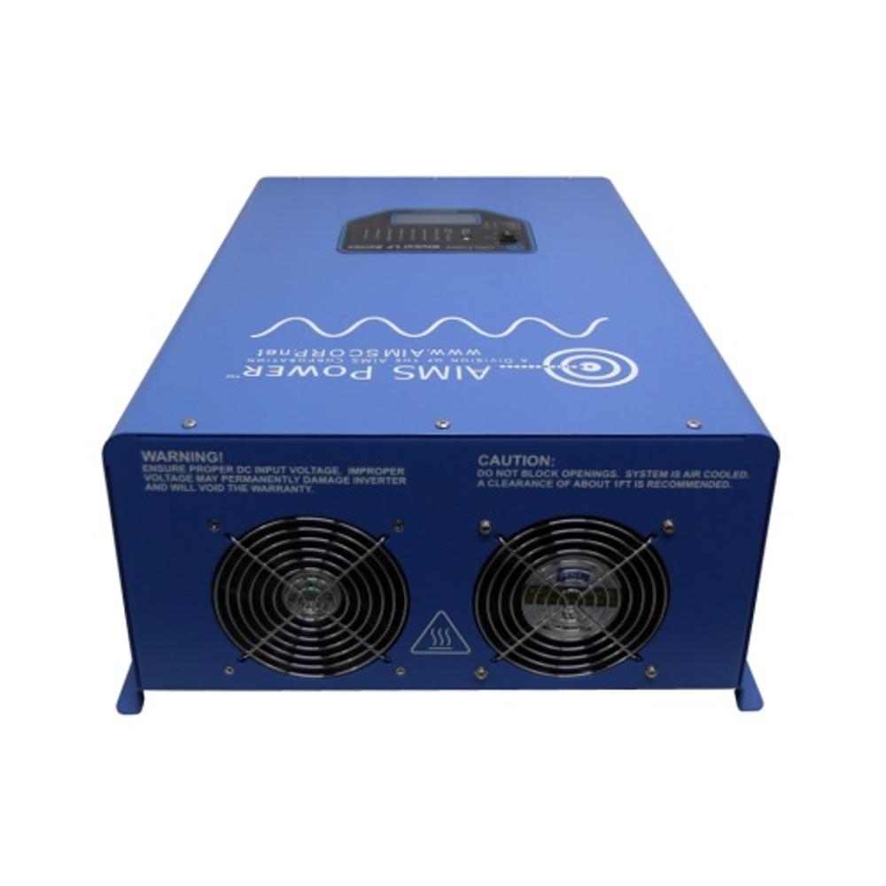 PICOGLF120W48V240VS 12000 Watt 48 Volt Inverter Charger Cooling Fans