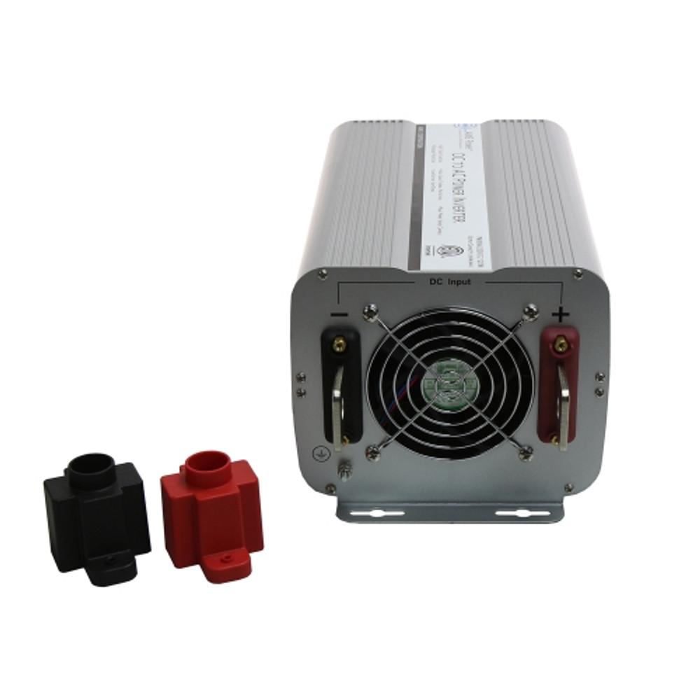UL Listed 2000 Watt 12 Volt Power Inverter DC Input