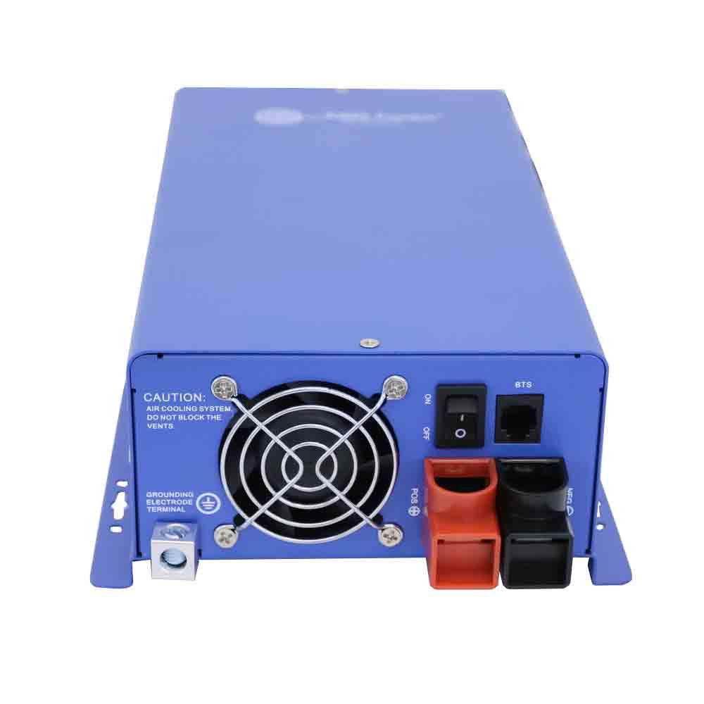 12/24 Volt AC Converter Smart Battery Charger DC Inputs