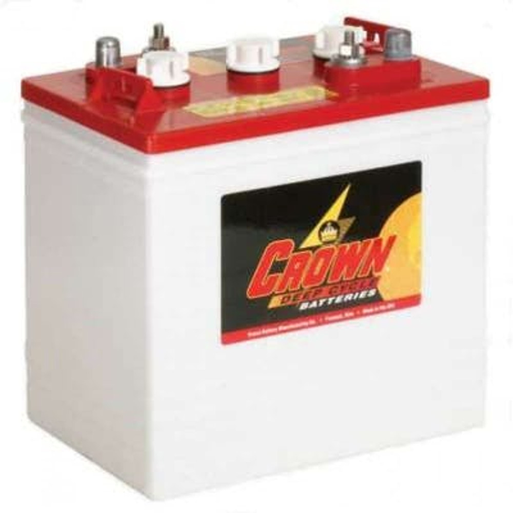 Crown 235AH 6-Volt Deep Cycle Battery