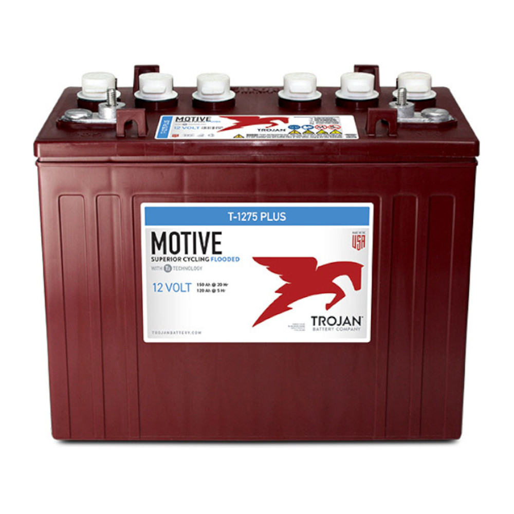Trojan T1275PLUS 12 Volt Deep Cycle Battery